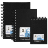 Canson Art Book Mix Media Libreta 224 Gsm (Disponible en 3 medidas)