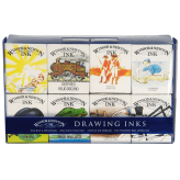 Winsor & Newton Wiliam Collection Ink (Set de 8 tintas x 14ml)