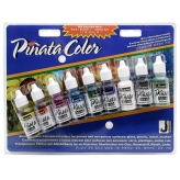 Jacquard Piñata Color Exciter Pack (Tintas Alcohol) - Set de 9 Colores