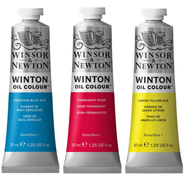 Winsor & Newton Winton Oleo 37ml (48 Colores)