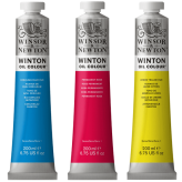Winsor & Newton Winton Oleo 200ml (48 Colores Disponibles)