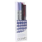 Copic Set de 4 - Doodle Pack Purple