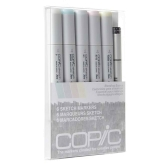 Copic Sketch Set de 6 - Blending Basics