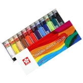 Sakura Acrylic Color 20ml - Set de 12 Colores