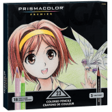 Prismacolor Premier (Lapices de Colores) - Set Manga de 23 Colores