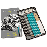 Prismacolor Premier Graphite Drawing (Set de 18 Piezas)