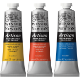 Winsor & Newton Artisan Óleo Soluble al Agua 37ml (40 Colores Disponibles)