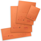 Yupo Medium Pad, 10 Hojas de 200 gsm (Disponible en 4 medidas)