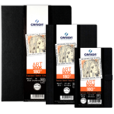 Canson Art Book 180° Libreta 96 Gsm (Disponible en 3 medidas)