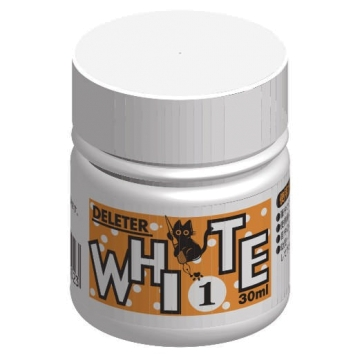 DELETER White Ink 1 (30ml)