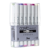 Copic Sketch Set de 12 (EX-5)